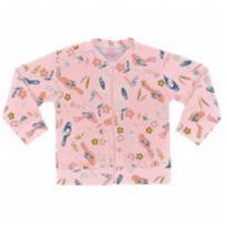 Jaqueta Casaco Feminino rosa Abrange Novo com etiqueta Tamanho 03 11201 - 3 anos - Abrange