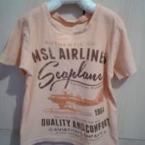 Camiseta manga curta marisol