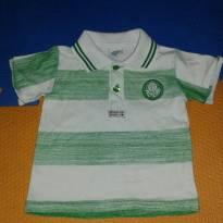 Polo Palmeiras original - Tam M - 3 a 6 meses - palmeiras oficial