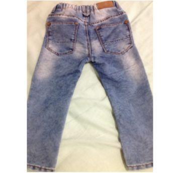 Calça jeans Zara - Tam 2 a 3 anos - 2 anos - Zara