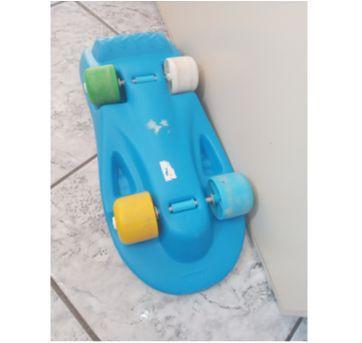 Skate infantil multicolor - Sem faixa etaria - Não informada