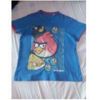Camiseta Angry bird - 3 anos - Outras