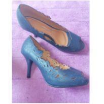 Sapato azul marinho Vizzano - 34 - Vizzano
