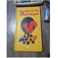 Livro Quando eu era pequenino -  - Ciranda Cultural