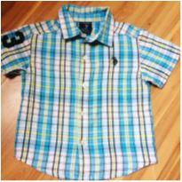 Camisa U.S polo - 1 ano - US Polo Assn