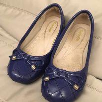 Sapatilha azul Pampili - 25 - Pampili