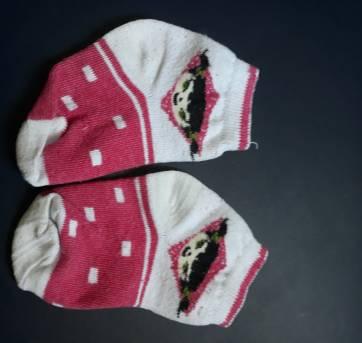 Par de meias - Sem faixa etaria - Não informada