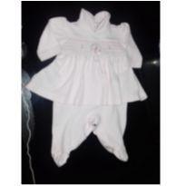 Macacão Rosa - Recém Nascido - Baby Kids