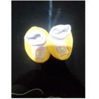 Pantufinha Amarela - 13 - Bicho Molhado