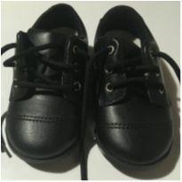 Sapato preto masculino pimpolho - 22 - Pimpolho e Bibi, Chicco, Pimpolho, Pititiko