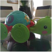 Empurra Tartaruga Fisher Price Mattel -  - Fisher Price