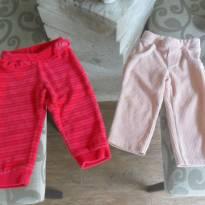 2 calças tam 6 meses - 6 meses - Malwee  e outras