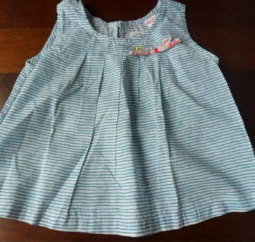 Conjunto ZARA baby girl - 12 a 18 meses - Zara Baby