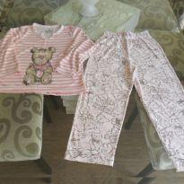 Pijama ursinho tam 6 - 6 anos - YOYO KIDS