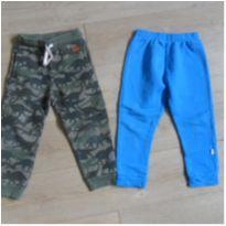 Lote 2 calças - 2 anos - PUC