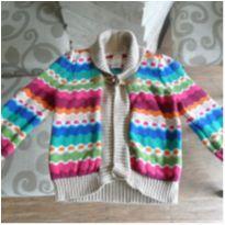 Casaco tricot Gymboree - 3 anos - Gymboree