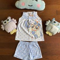 Pijama - 6 anos - Lua e Lua