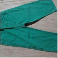 Calça verde - 18 meses - Carter`s