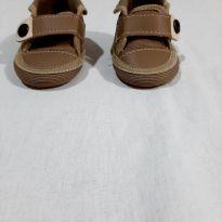 Sapato marrom - 15 - Sem marca