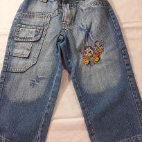 Calça Jeans - 2 anos - Yarte