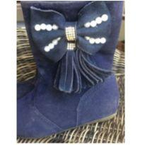 Bota Azul Marinho - 23 - Kimey