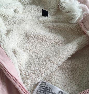 Casaco rosa gap - 3 anos - Baby Gap