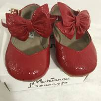 Sapatilha vermelha verniz Marianna Lorenzzo - 17 - Marianna Lorenzzo