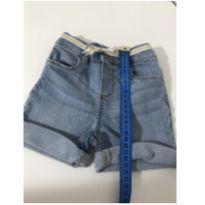 Bermudinha jeans - EUA - 12 a 18 meses - OshKosh