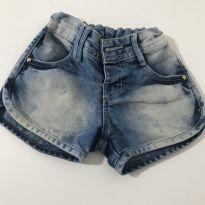 Short jeans - 24 a 36 meses - Planet Kids