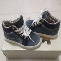 Tênis Jeans Xua Xua - 22 - xuá xuá