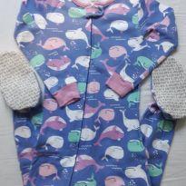 Macacão Pijama Carter´s - 3 anos - Carter`s