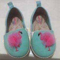 Sapatilha Molekinha Flamingo - 22 - Molekinha