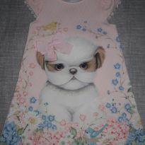 Vestido Petit Cherie - 2 anos - Petit Cherie