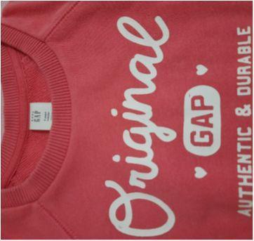 Blusa Moletom GAP - 3 anos - Baby Gap