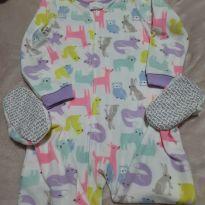Pijama Macacão Flace Carter`s - 5 anos - Carter`s