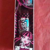Colônia Corporal Teens 200 ml Monster High - Sem faixa etaria - Biotropic