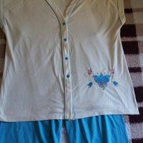 Conjunto de pijama para a mamãe