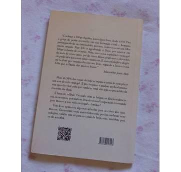 livro para família Sereis uma só carne - Prof Felipe Aquino - Sem faixa etaria - Não informada