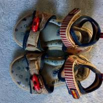 Sandália pé com pé - 19 - Pé com pé