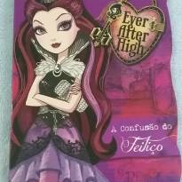 Livro Ever After High - a confusão do feitiço! -  - Ciranda Cultural