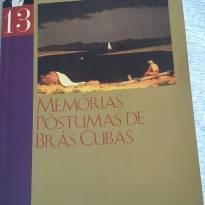 Livro Memórias Póstumas de Brás Cubas  - promoção -  - globo