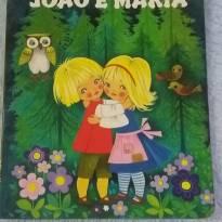 Livro João e Maria -  - Não informada