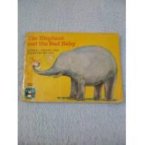 Livro em inglês-  The elephant and the bad baby -  - Não informada
