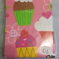 Bloquinho Cupcake ❤️❤️ - Sem faixa etaria - Artesanal