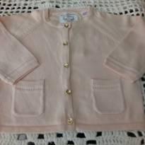 Cardigan Zara baby rosa claro