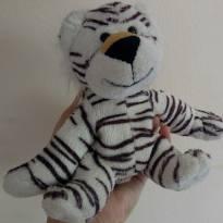 Tigre pelúcia - Sem faixa etaria - Sem marca