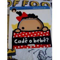 Livro Cadê o bebê? -  - Girassol, Editora