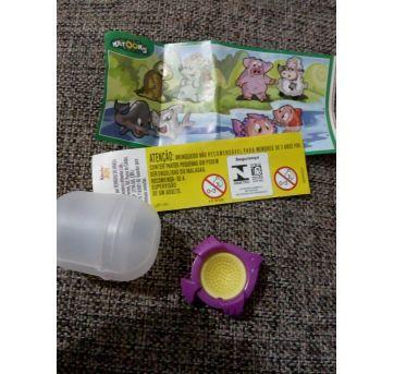 Brinquedos Kinder ovo 2 unidades - Sem faixa etaria - Kinder Ovo