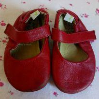 Sapatilha vermelha Tip Toey Joey 6-9 meses ❤️❤️❤️ - 17 - Tip Toey Joey