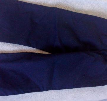 Calça azul marinho Carter`s - 18 meses - Carter`s
